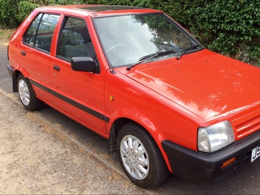 Picture of 1992 Nissan Micra 1.2 LX Auto (Rare) Immaculate For Sale