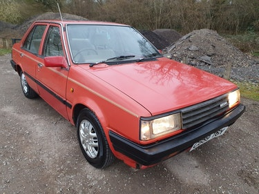 Picture of 1986 Nissan Sunny Spirit GS Auto For Sale