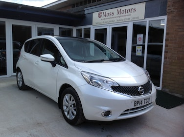 Picture of 2014 NISSAN NOTE 1.2 ACENTA PREMIUM COMFORT 5DR For Sale