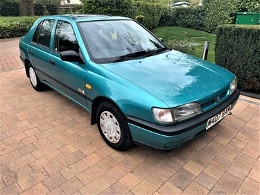 Picture of 1994 Nissan sunny low mileage For Sale