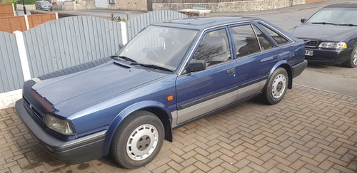 Picture of 1989 Nissan Bluebird 1.6 premium. For Sale