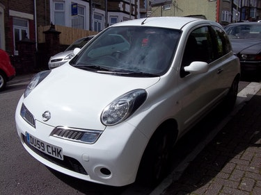 Picture of 2009 Nissan Micra Acenta 1.2 Automatic For Sale