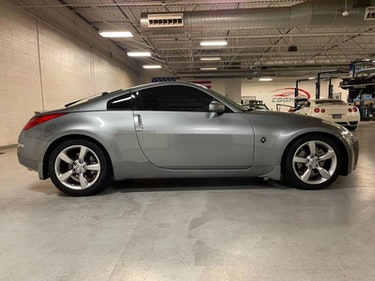 Picture of 2006 Nissan 350Z Touring Touring Coupe Grey  Rare 6 speed M For Sale