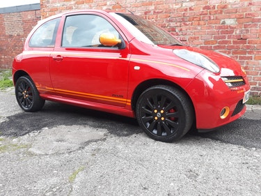 Picture of 2006 Nissan micra sport + 1.2 retro look ideal first car (show) For Sale