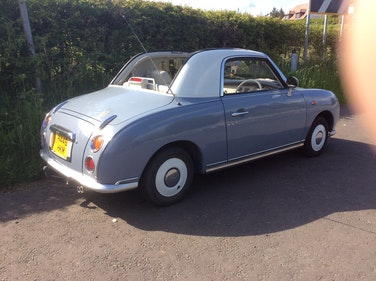 Picture of 1991 Nissan Figaro Auto Convertible For Sale