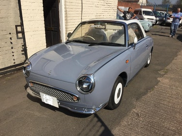 Picture of 1991 Nissan Figaro Low mileage For Sale
