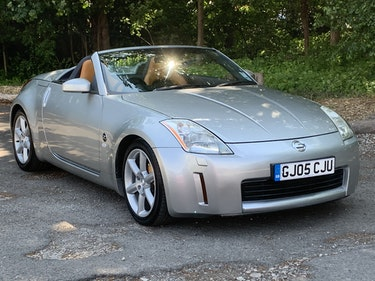 Picture of 2005 NISSAN 350Z GT 3.5 V6 MANUAL ROADSTER. 56,000 MILES For Sale