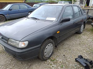 1991 Nissan Sunny 1.4Lx Low Miles For Sale (picture 1 of 9)
