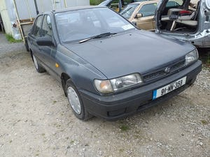 1991 Nissan Sunny 1.4Lx Low Miles For Sale (picture 3 of 9)