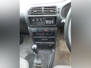 1991 Nissan Sunny 1.4Lx Low Miles For Sale (picture 5 of 9)