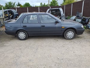 1991 Nissan Sunny 1.4Lx Low Miles For Sale (picture 7 of 9)