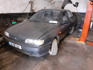 1991 Nissan Sunny 1.4Lx Low Miles For Sale (picture 8 of 9)