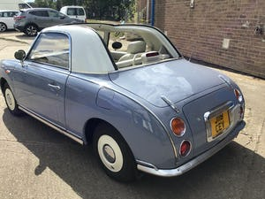 1992 Nissan Figaro For Sale (picture 2 of 7)