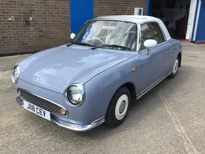 1992 Nissan Figaro For Sale (picture 7 of 7)