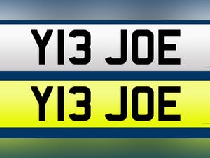 Y13 JOE For Sale (picture 1 of 1)