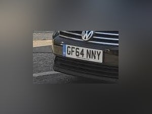 Selling GF64NNY registration plate For Sale (picture 1 of 1)