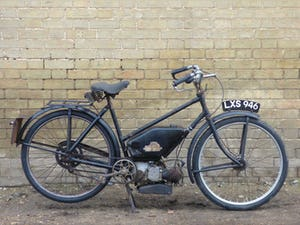 1938 Norman Motobyk 98cc For Sale (picture 1 of 6)