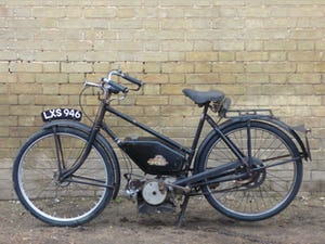 1938 Norman Motobyk 98cc For Sale (picture 2 of 6)