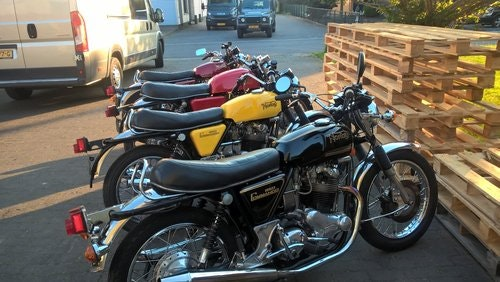 1972 Norton time For Sale (picture 1 of 6)