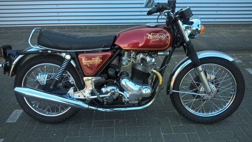 1972 Norton time For Sale (picture 5 of 6)