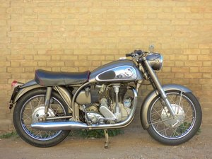 Picture of 1957 Norton Model 30 International 500cc SOLD