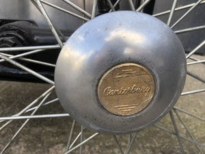 1951 NORTON 500T 500 T TRIALS COMBINATION CANTERBURY SIDE CAR For Sale (picture 5 of 6)