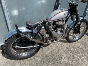 1945 NORTON RIGID TRIALS CLASSIC VERY CAPABLE BIKE WITH V5 £7995  For Sale (picture 3 of 6)