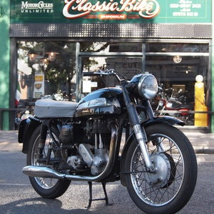 Picture of 1961 Norton Model 50 350cc Original. RESERVED FOR KEITH. SOLD