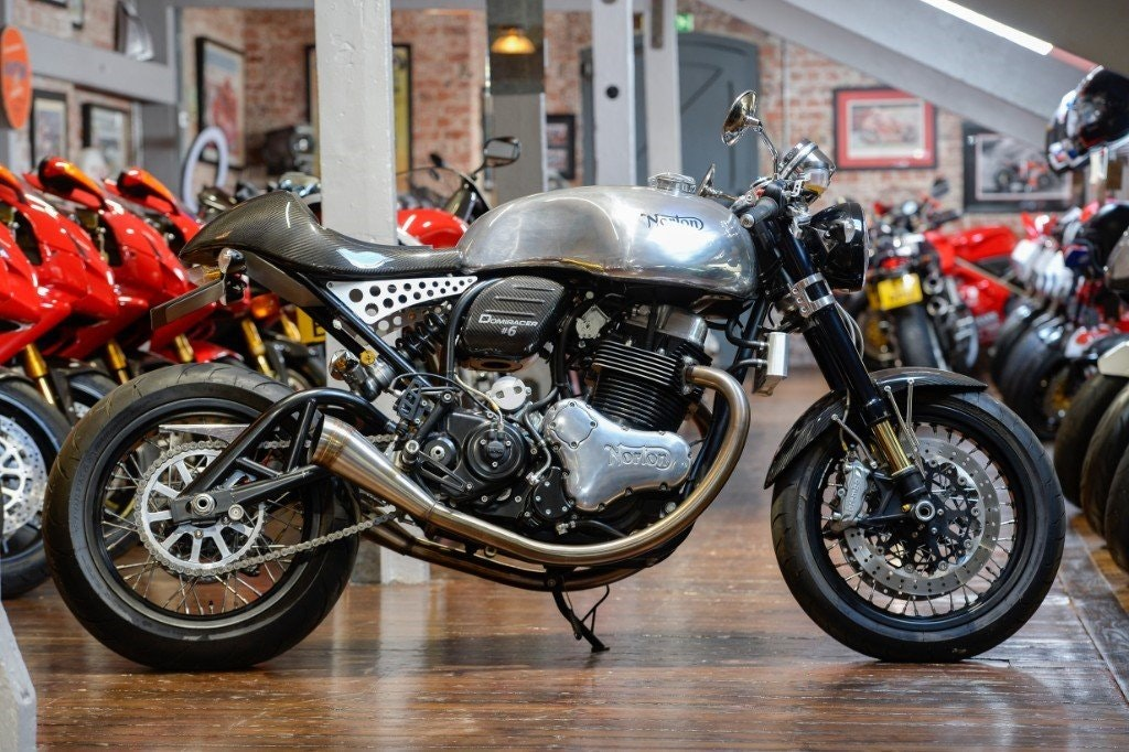 2014 Norton Domiracer Number 6/50 worldwide, immaculate example For Sale (picture 1 of 6)