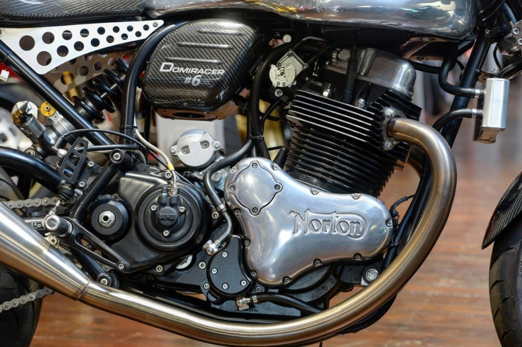 2014 Norton Domiracer Number 6/50 worldwide, immaculate example For Sale (picture 4 of 6)