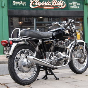 Picture of 1972 Norton Commando Roadster 750 RESERVED FOR WAYNE. SOLD