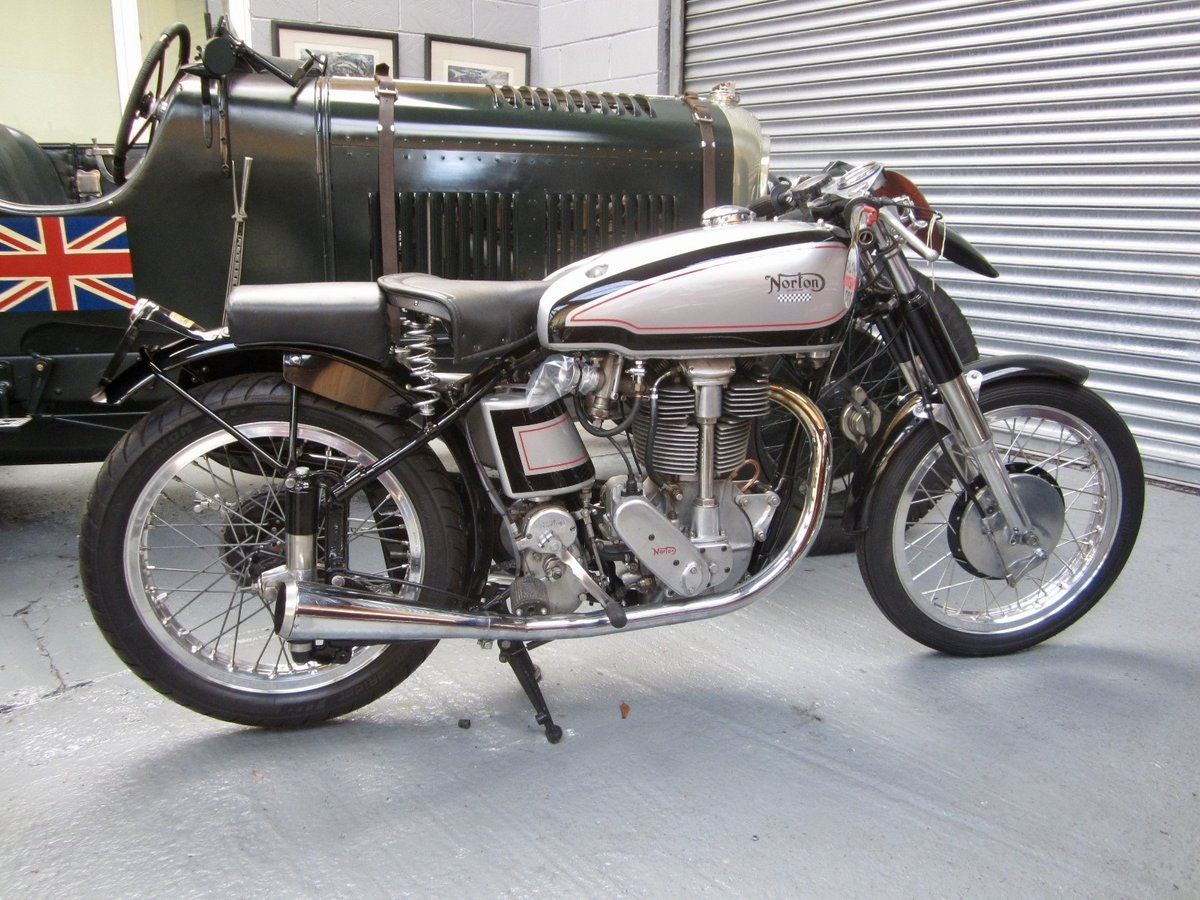 1939 Norton Plunger For Sale (picture 1 of 6)