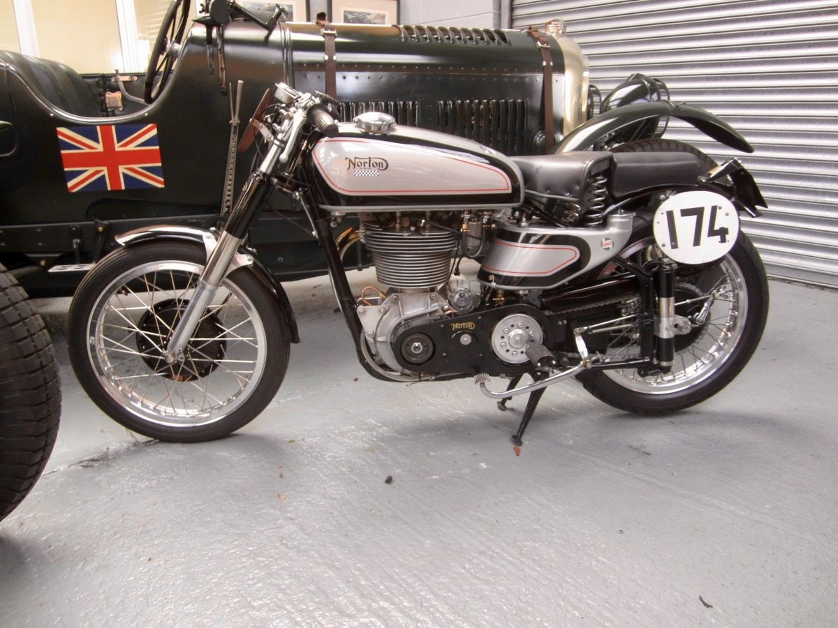1939 Norton Plunger For Sale (picture 4 of 6)