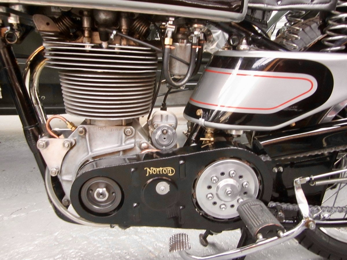 1939 Norton Plunger For Sale (picture 5 of 6)