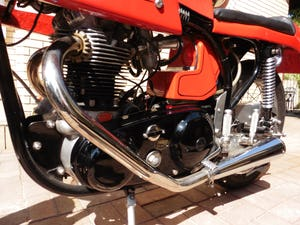1966 Norton 650ss cafe racer For Sale (picture 3 of 12)