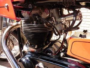 1966 Norton 650ss cafe racer For Sale (picture 10 of 12)