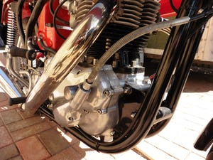 1966 Norton 650ss cafe racer For Sale (picture 12 of 12)