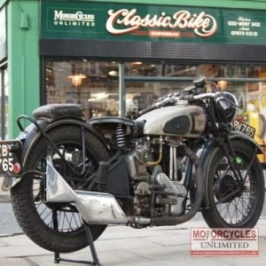 Picture of 1938 All Nortons Required, Friendly Polite Descreet Service.