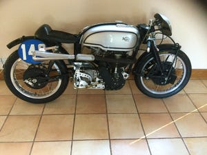 1954 Norton Manx Norris Special SOLD (picture 1 of 6)