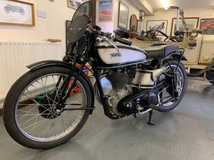 1939 Norton International - Rare - Frank Cope For Sale (picture 1 of 8)