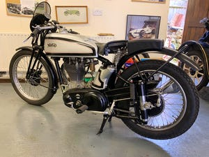 1939 Norton International - Rare - Frank Cope For Sale (picture 2 of 8)