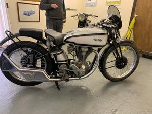 1939 Norton International - Rare - Frank Cope For Sale (picture 5 of 8)