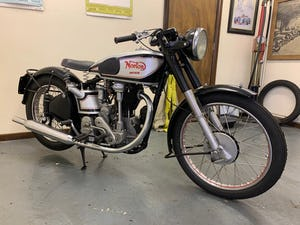 1950 Norton International - Excellent condition For Sale (picture 1 of 8)