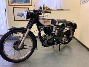1950 Norton International - Excellent condition For Sale (picture 2 of 8)