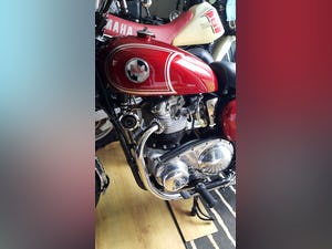 1967 NORTON N15 750 cc fully restored For Sale (picture 8 of 11)