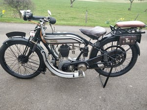 1926 1924 NORTON 16H For Sale (picture 1 of 12)