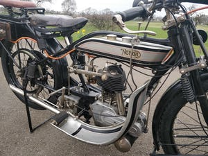 1926 1924 NORTON 16H For Sale (picture 4 of 12)
