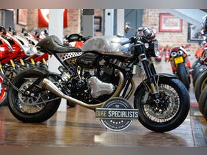 2015 Norton Domiracer No: 31 of 50 Zero Miles For Sale (picture 1 of 23)
