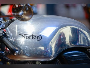 2015 Norton Domiracer No: 31 of 50 Zero Miles For Sale (picture 15 of 23)