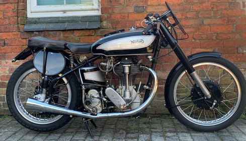 Picture of 1946 Norton Manx model 30, 500cc with V5C For Sale